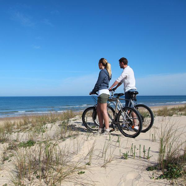 bici a noleggio vacanza gallipoli