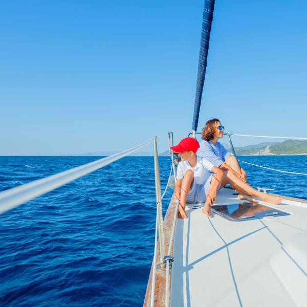escursioni in barca gallipoli salento
