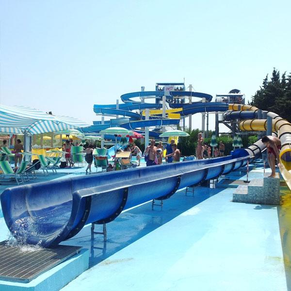 parco acquatico splash gallipoli